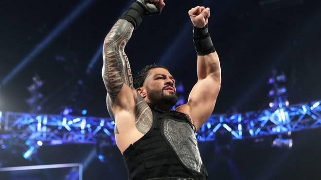 WWE-Hammer: Reigns wechselt
