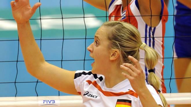 Volleyball: Meister Stuttgart verpflichtet Kathleen Weiß