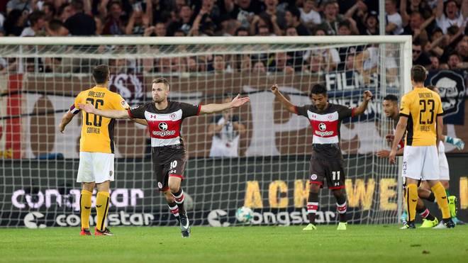 FC St. Pauli - Dynamo Dresden