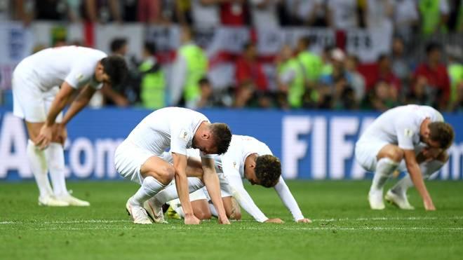 WM 2018 Halbfinale England gegen Kroatien: Liveticker zur Verlängerung