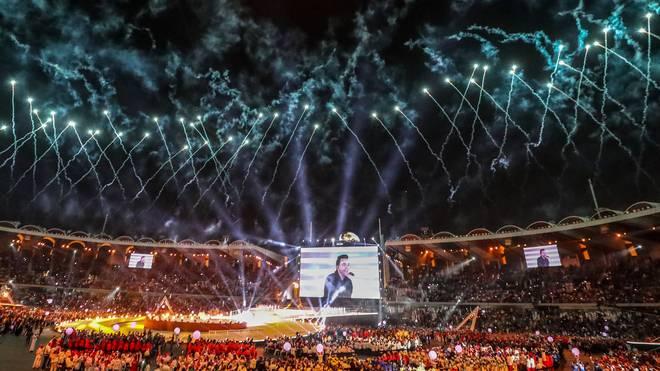 Die Special Olympics fanden in diesem Jahr in Abu Dhabi statt