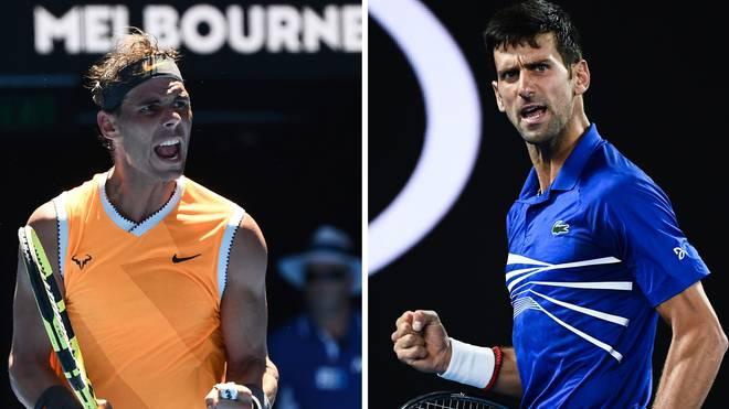 Das Finale der Australian Open zwischen Rafel Nadal und Novak Djokovic verspricht ein Spektakel zu werden