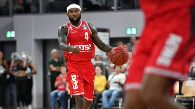 Tyrese Rice überragte bei Bambergs Niederlage