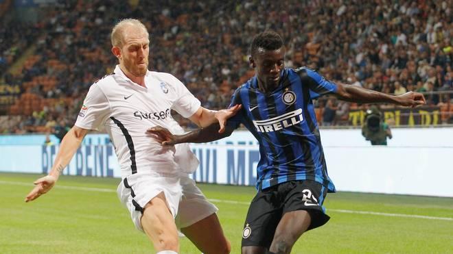 Assane Gnoukouri (r.) ist derzeit von Inter Mailand an Udinese Calcio ausgeliehen