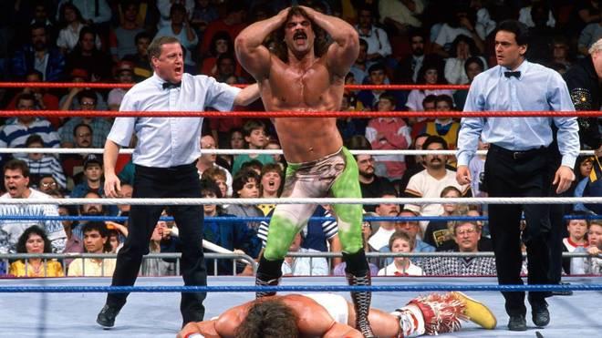 Dieser WWE-Kultstar war berüchtigt