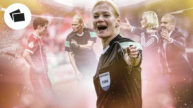 Bibiana Steinhaus, Bundesliga