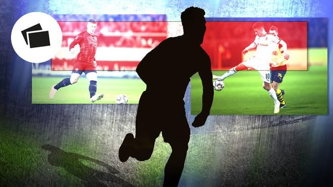 Wer sind die besten Scorer der Bundesliga-Hinrunde?