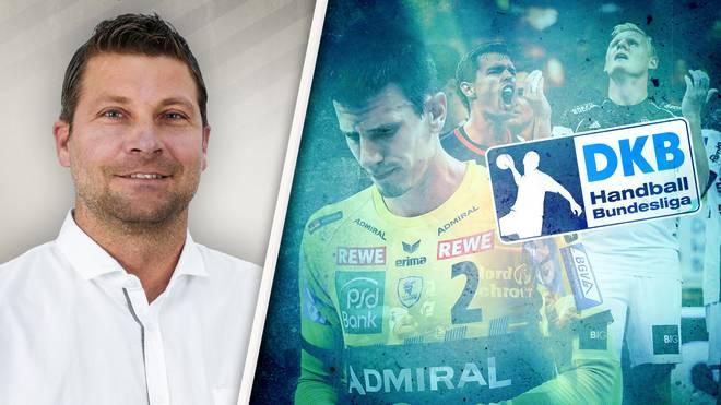 Andy Schmid (Nr. 2) ist einer von wenigen Stars der Bundesliga
