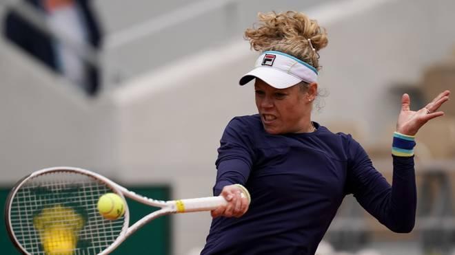 Laura Siegemund ist bei den French Open als letzte der Deutschen Damen ausgeschieden.