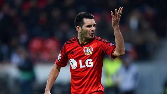 Umstrittene Personalie: HSV-Neuzugang Emir Spahic ist bei Bayer Leverkusen in Ungnade gefallen.