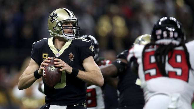 Atlanta Falcons v New Orleans Saint