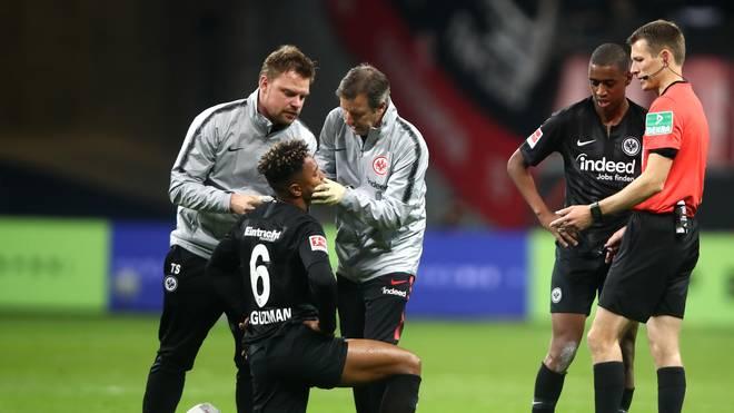Jonathan de Guzman zählt inzwischen zu den Leistungsträgern von Eintracht Frankfurt