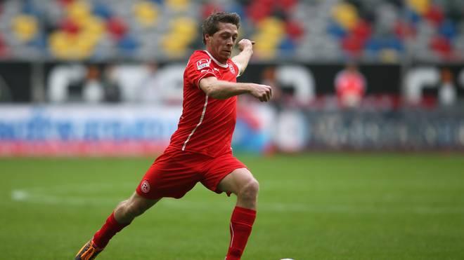 Andreas Lambertz machte für Fortuna Düsseldorf bereits über 300 Pflichtspiele