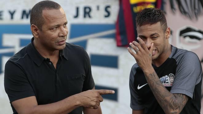 Neymar Sr. soll seinen Sohn zum Wechsel gedrängt haben