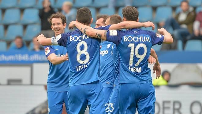 Der VfL Bochum feiert den vierten Sieg in Folge