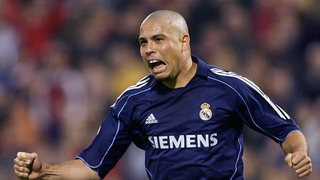Ronaldo markierte 83 Tore für Real Madrid