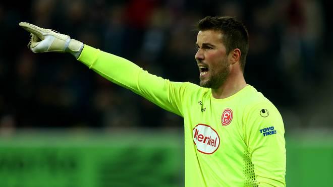 Michael Rensing soll nach Wunsch von Trainer Friedhelm Funkel bei Fortuna Düsseldorf bleiben