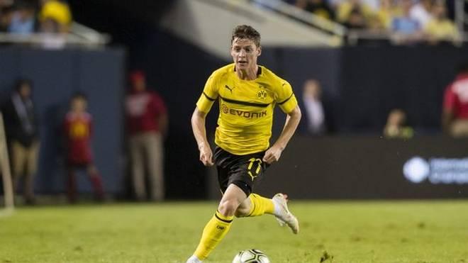 Sergio Gomez trifft mit Borussia Dortmund in der Youth League auf Atletico Madrid