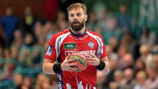 Handball: Andrej Kogut vom TBV Lemgo fällt bis Saisonende aus, Lemgos Kapitän Andrej Kogut beendet die Saison nach einer Schulterverletzung