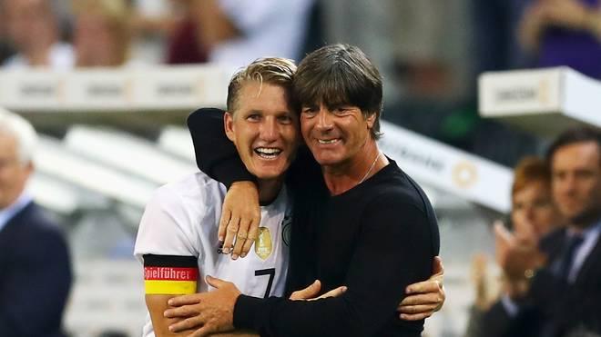 Joachim Löw hofft auf ein Schweinsteiger-Comeback bei United