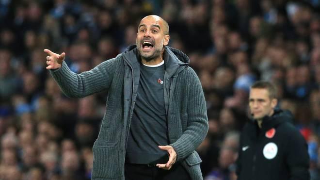 Premier League Manchester City Pep Guardiola Aktuell steht Guardiola bei Manchester City unter Vertrag. In der Zukunft könnte er sich auch ein Engagement als Nationaltrainer vorstellen