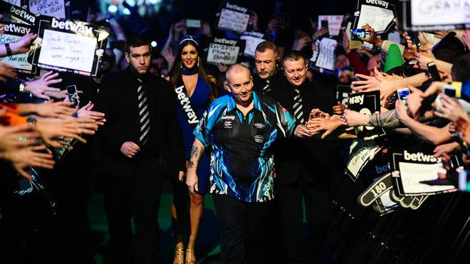 Betway Premier League Darts  - Exeter