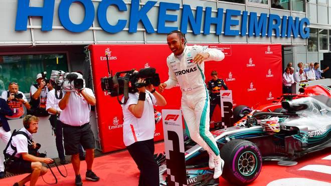 Formel 1: Lewis Hamilton fühlt sich von TV-Sender nicht genug gewürdigt