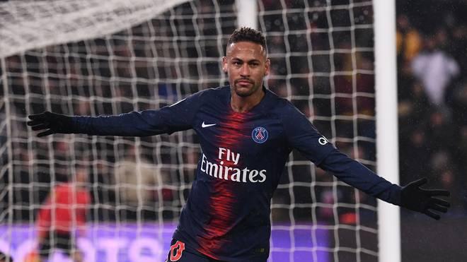 Neymar, PSG, Transfermarkt