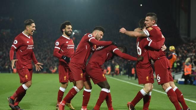 Der FC Liverpool trifft am 14. Februar in der Champions League auf den FC Porto