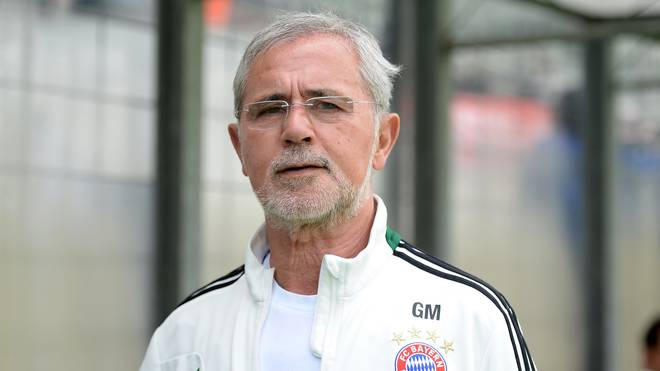 Bayern München Gerd Müller