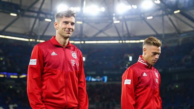 Leon Goretzka, Joshua Kimmich, DFB-Pokal, Berlin, Finale