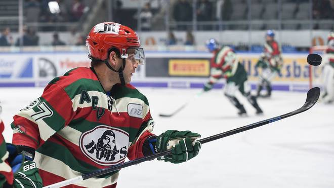 Augsburger Panther in der DEL