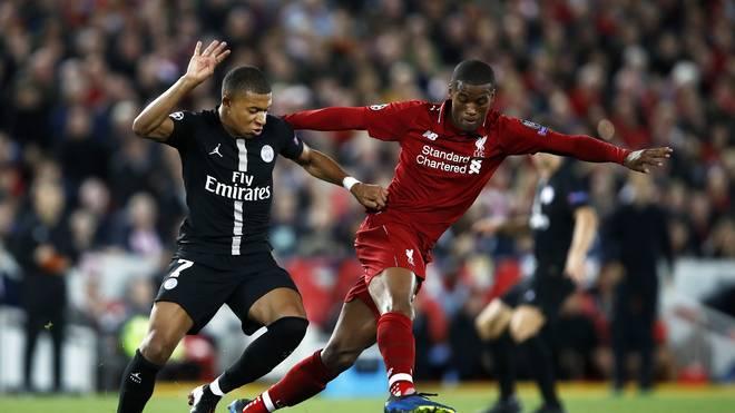 PSG - Liverpool: Champions League LIVE im TV, Stream & Ticker