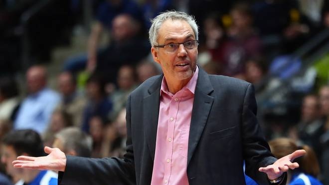 Gordon Herbert ist Trainer der Fraport Skyliners