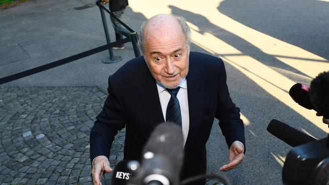 Sepp Blatter muss sich vor dem Internationalen Sportgerichtshof CAS verantworten