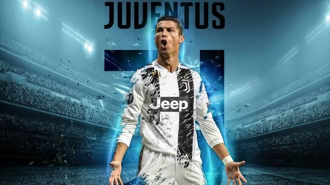 Cristiano Ronaldo sorgt für Euphorie bei den Juventus-Fans