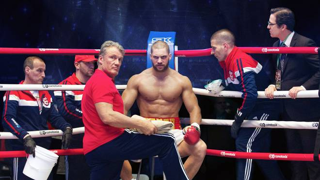 Florian Munteanu spielt in Creed 2 den Sohn von Ivan Drago