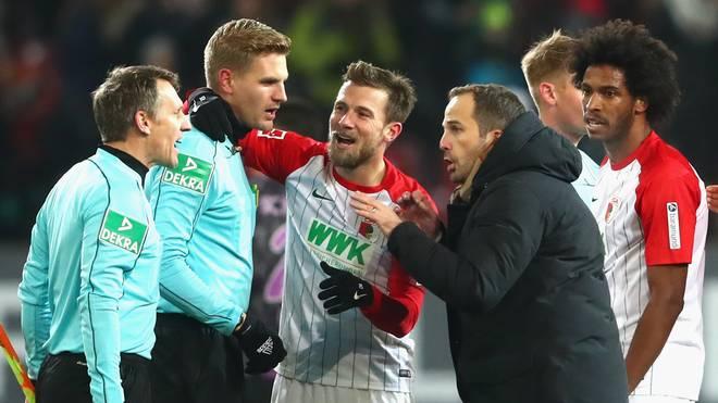 FC Augsburg v Sport-Club Freiburg - Bundesliga