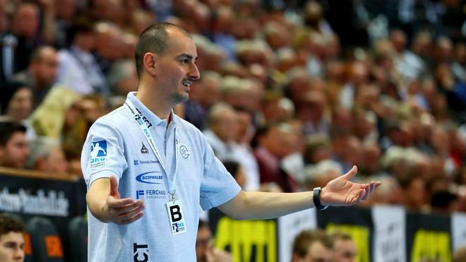 Emir Kurtagic ist seit Ende Oktober Trainer des TV Hüttenberg