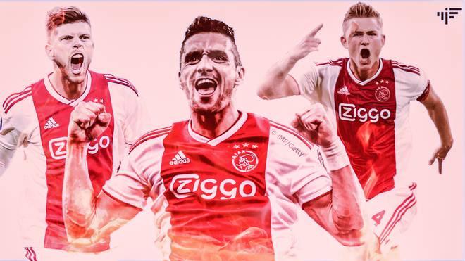 Ajax hat einen Lauf: Nach Reals Demontage ist jetzt Juve dran