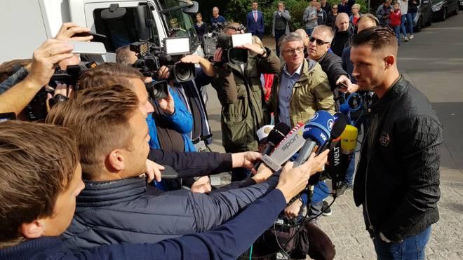 Mark Uth wurde erstmals in den Kader der Nationalmannschaft berufen