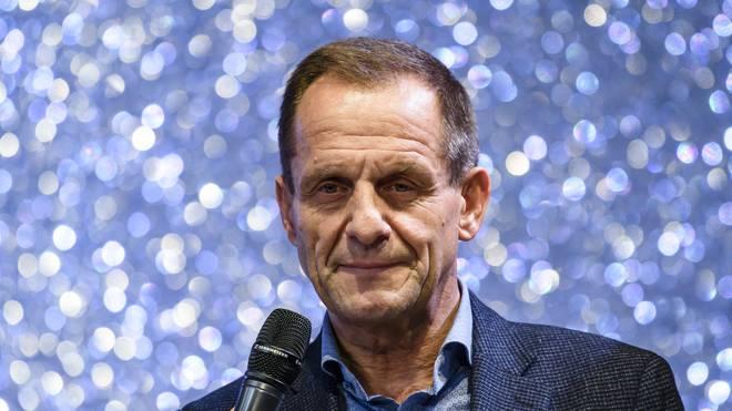 Alfons Hörmann steht seit 2013 an der Spitze des DOSB