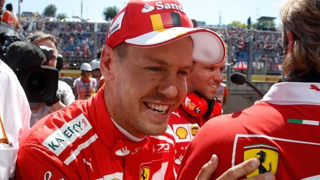 Sebastian Vettel könnte zum fünften Mal Weltmeister werden