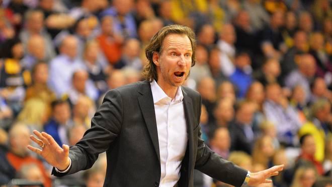 Ingo Freyer ist Trainer der Gießen 46ers