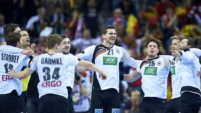 handball em deutschland norwegen