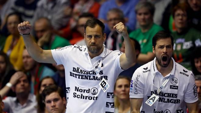 Maik Machulla führte die SG Flensburg-Handewitt im vergangenen Jahr zum HBL-Titel
