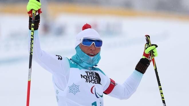 Andrea Eskau gewann in Pyeongchang sechs Medaillen