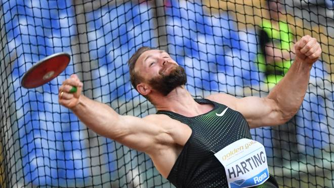 Robert Harting beendet nach der Saison seine Karriere