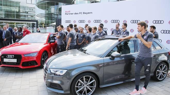 Presse: BMW will Audi als Partner beim FC Bayern ablösen