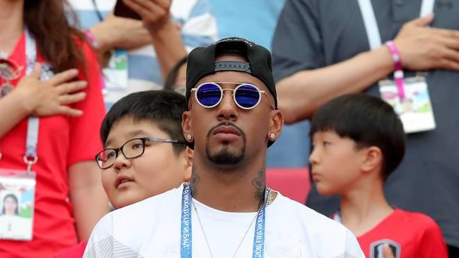 Jerome Boateng fehlte im letzten Spiel gegen Südkorea wegen einer Gelb-Rot-Sperre